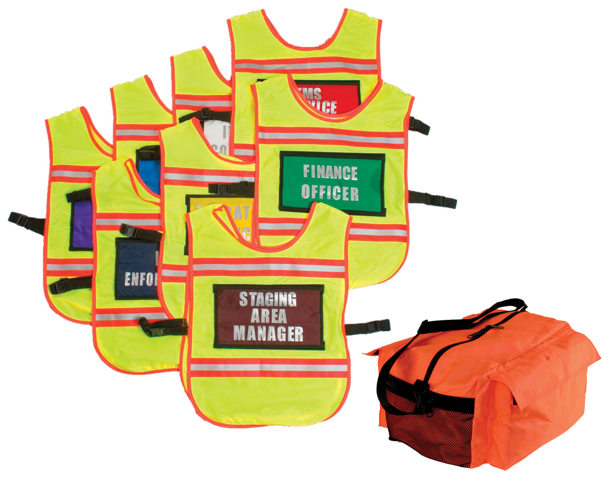 Alert Visions Incident Command Kit